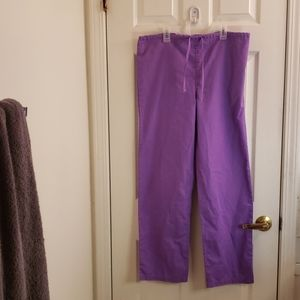 Dickies Scrub Pants Purple XS